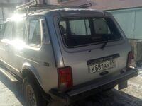 ВАЗ 2131 Нива, 2007