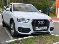 Audi Q3, 2011