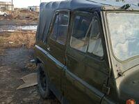 УАЗ 469, 1990