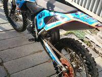 KTM sx-f 450, 2010