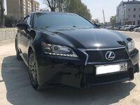 Lexus GS350, 2013