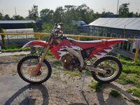Honda CRF450, 2004