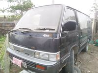 Nissan Caravan, 1992