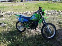 Kawasaki KMX 200, 1988