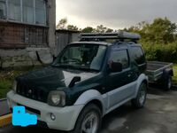 Suzuki Jimny Wide, 2001