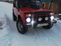ВАЗ 2121 Нива, 1991