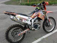 Yamaha WR, 2007