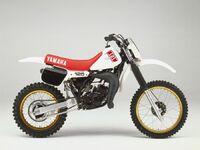 Yamaha YZ 125 J, 1982