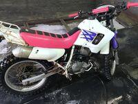 Honda XL250, 1996