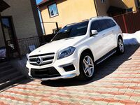 Mercedes-Benz GL400, 2016