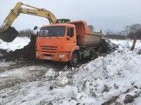 КамАЗ 65115 (6х4), 2014