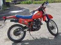 Honda XLX, 1992