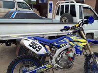 Yamaha YZF, 2012