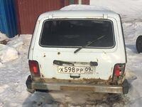 Lada 212140, 2011