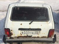 Lada 212140, 2012