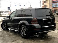 Mercedes-Benz GL450, 2008