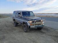 Toyota Land Cruiser Prado, 1990