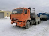 КамАЗ 6460 (6х4), 2010