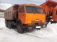 КамАЗ 65115 (6х4), 2005