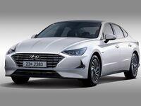 Hyundai Sonata, 2020