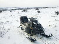 BRP Ski-Doo Expedition, 2012