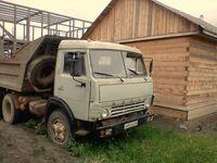 КамАЗ 55111 (6х4), 2000