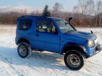 Suzuki Jimny, 2000