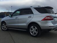 Mercedes-Benz ML350, 2011