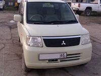 Mitsubishi Ek-Wagon, 2005