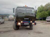 КамАЗ 43118 (6x6), 2007