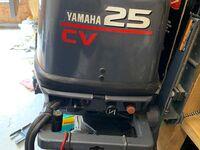 Yamaha CV25, 2012