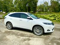 Toyota Harrier, 2014