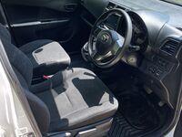 Toyota Ractis, 2011