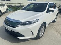 Toyota Harrier, 2017