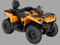 BRP Outlander MAX 570 DPS, 2020