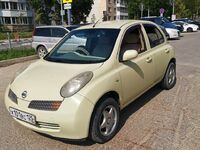 Nissan March, 2002