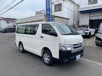 Toyota Hiace, 2016