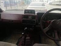 Nissan Terrano, 1992