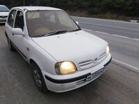 Nissan March, 1998