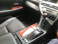 Lexus RX450h, 2010