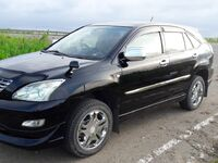 Toyota Harrier, 2005