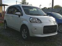 Toyota Porte, 2012