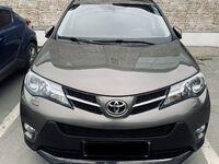 Toyota Rav4, 2015