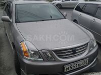 Toyota Mark II Wagon Blit, 2006