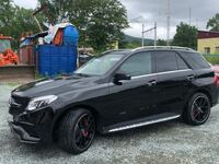 Mercedes-Benz GLE350, 2015