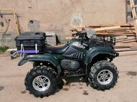 Yamaha Grizzly, 2015