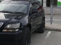 Toyota Harrier, 2000