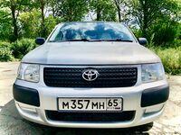 Toyota Succeed, 2014