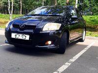 Toyota Auris, 2007