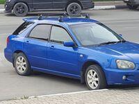 Subaru Impreza Wagon, 2005